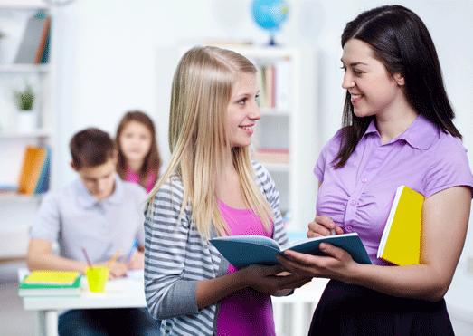 Teacher-and-student