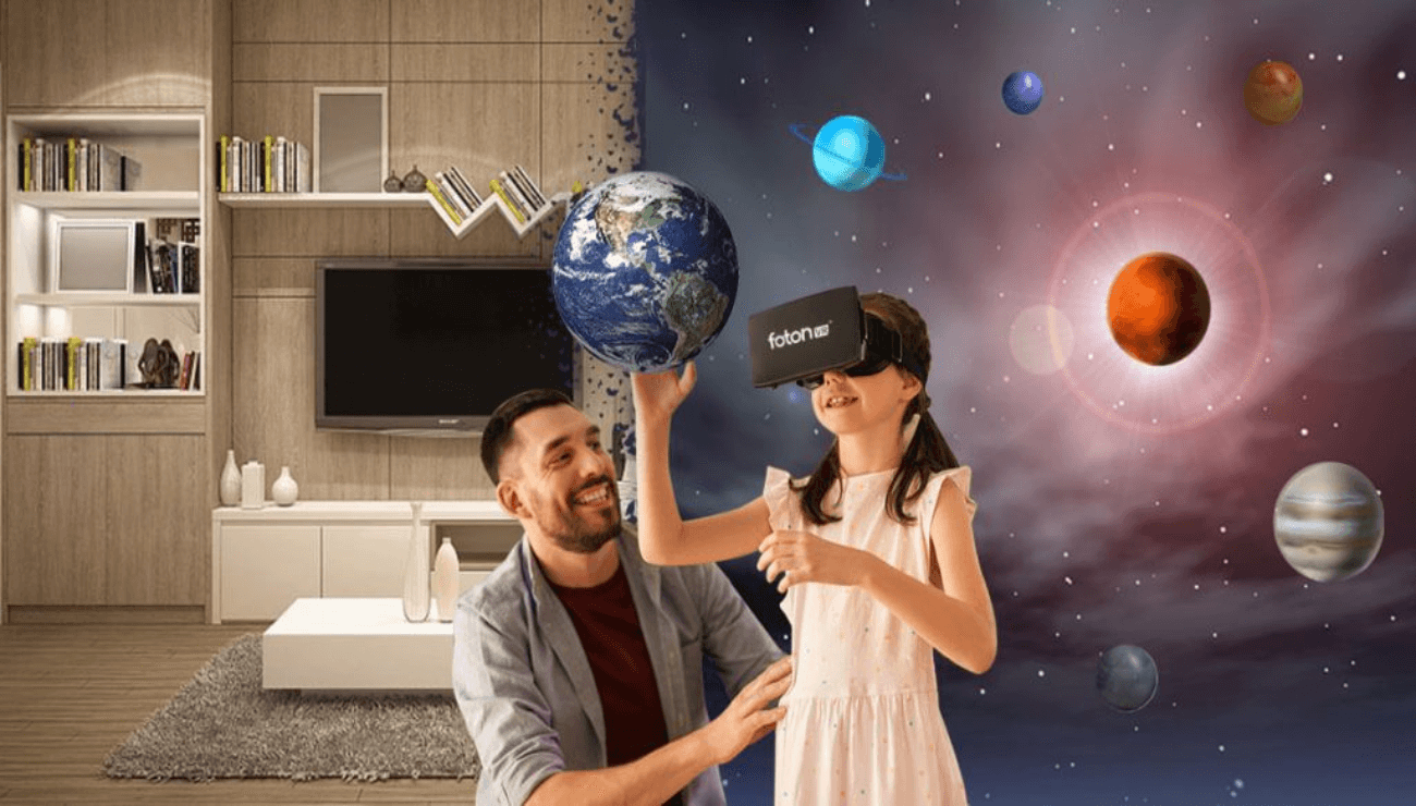 VR and AR technology is Changing the World
