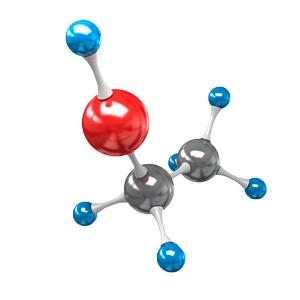molecule-solvent