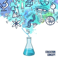Science Education Concept