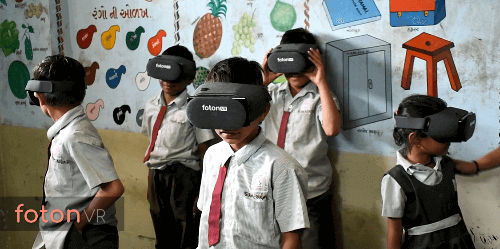How VR can help Deaf and Dumb students