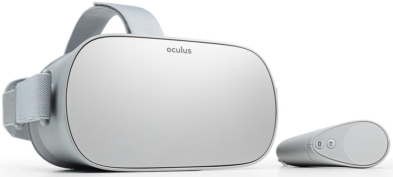 Use of Oculus Go in 360° School education