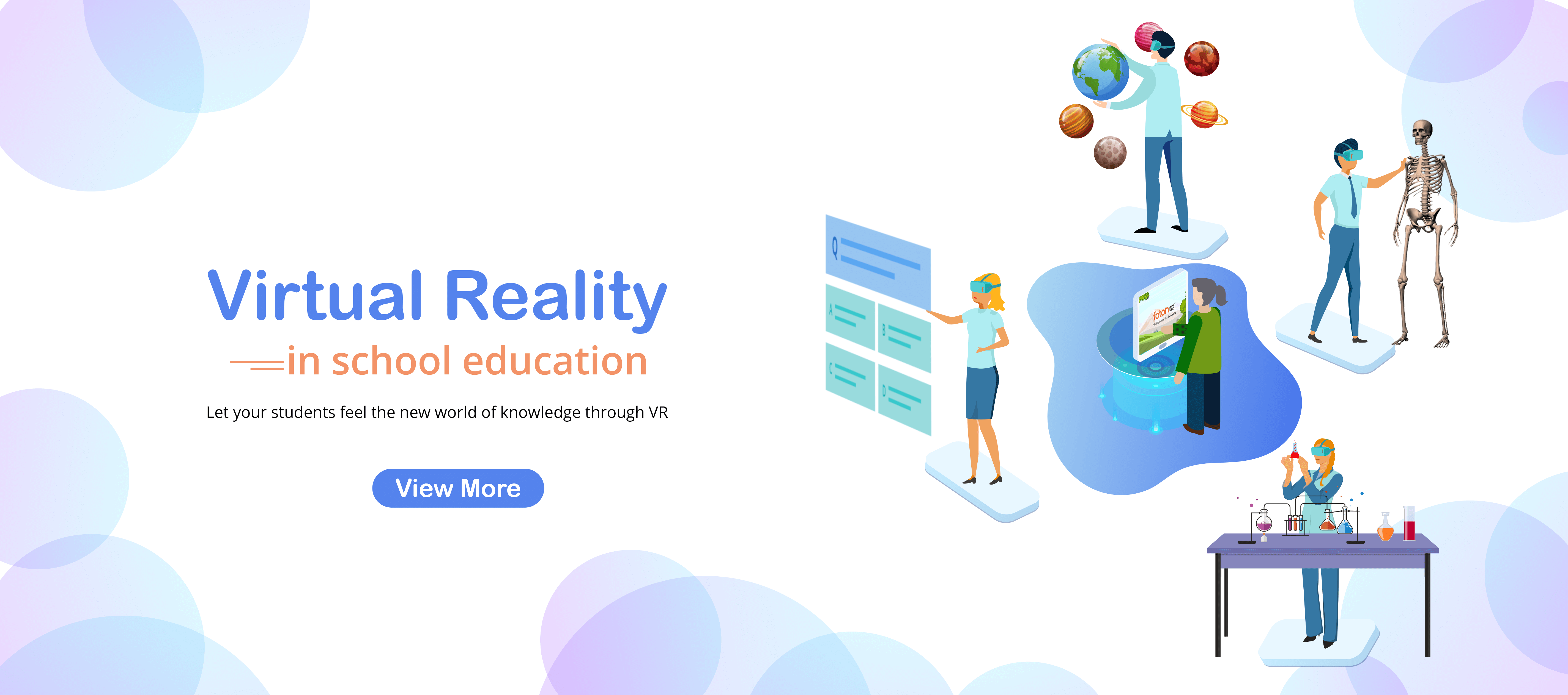 fotonvr virtual reality in education