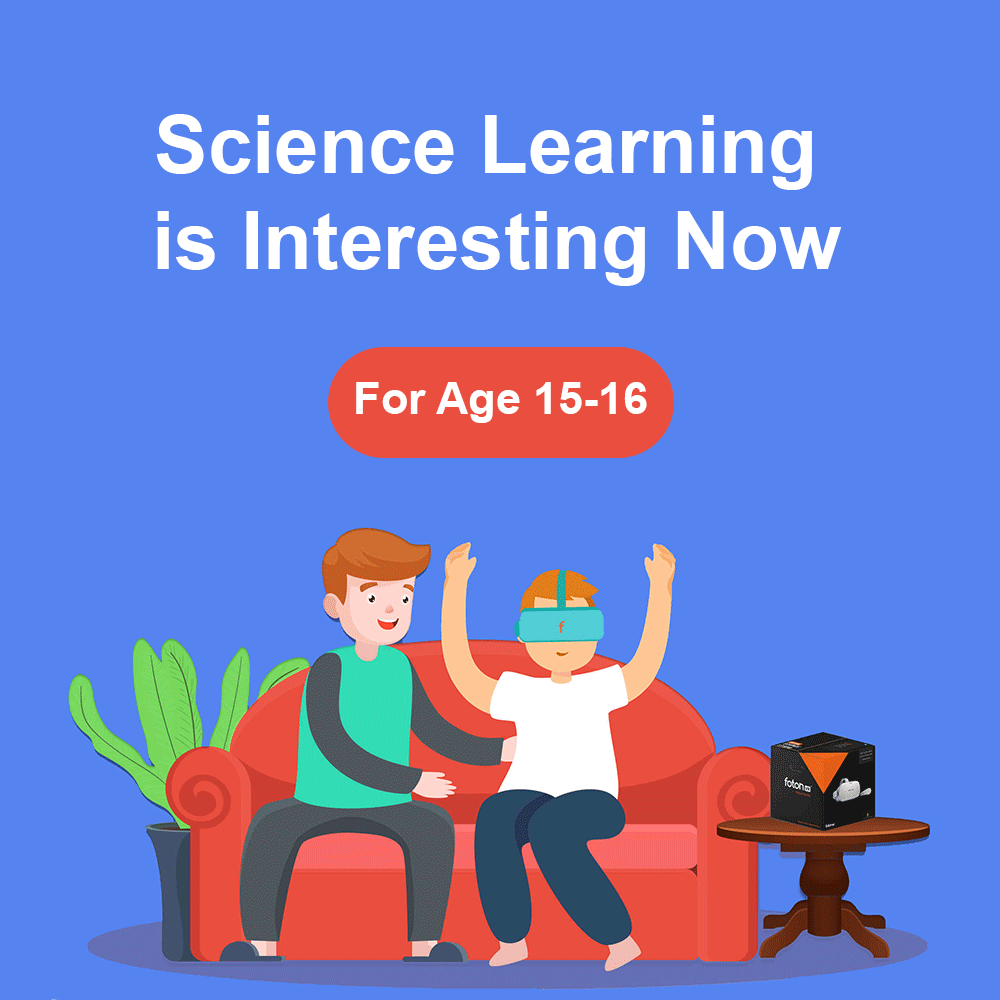 VR Kit for Students of Australia Age -15-16