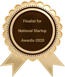 Finalist for National Startup Awards-2020