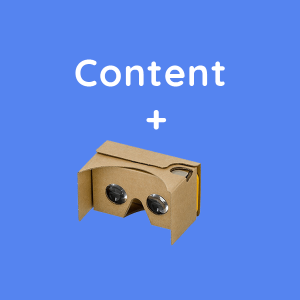 fotonVR kit with cardboard vr and controller