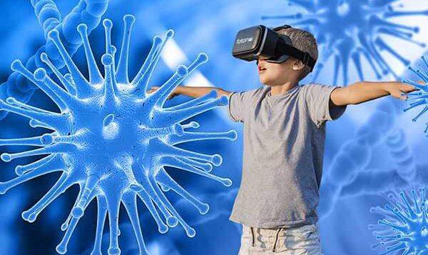 Virtual Reality based Education Enhances Creativity
