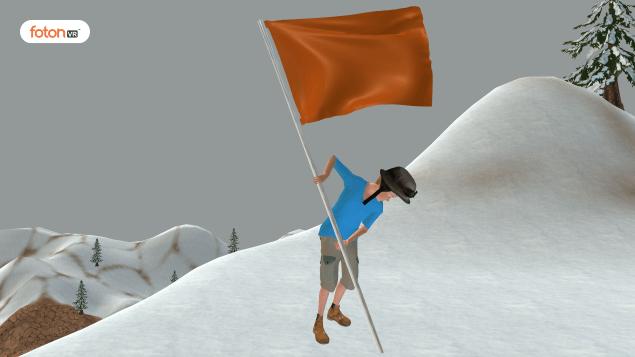 VR Virtual Tour For Std. 5 Ch. 9: Up You Go !