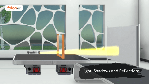 A Virtual Tour of Chapter 11 Light, Shadows and Reflections