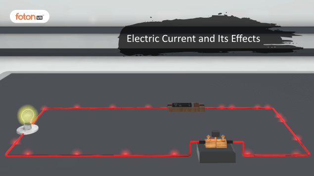 A Virtual Tour of Chapter 14 Electric Current and Its Effects