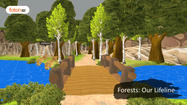 A Virtual Tour of Chapter 17 Forests Our Lifeline