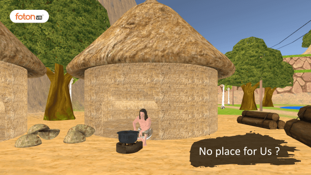 A Virtual Tour of Chapter 18 No Place for Us
