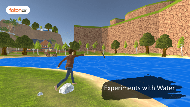 A Virtual Tour of Chapter 7 Experiments with Water
