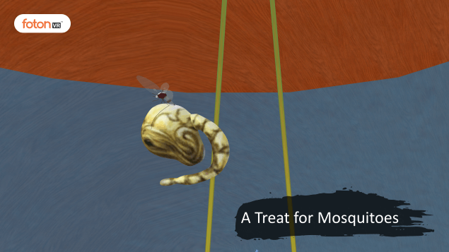 A Virtual Tour of Chapter 8 A treat for mosquitoes