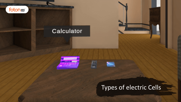 Virtual tour 1 Types of electric Cells