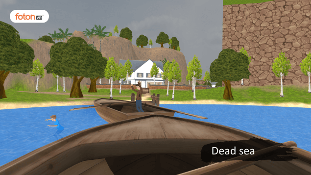 Virtual tour 2 Dead sea