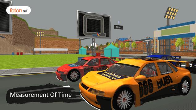 Virtual tour 2 Measurement Of Time