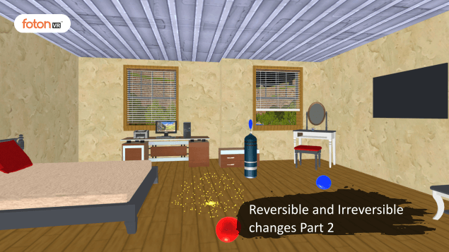 Virtual tour 2 Reversible and Irreversible changes Part 2
