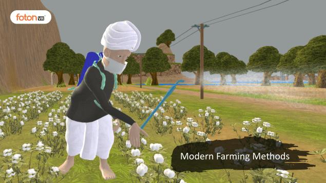 Virtual tour 3 Modern Farming Methods