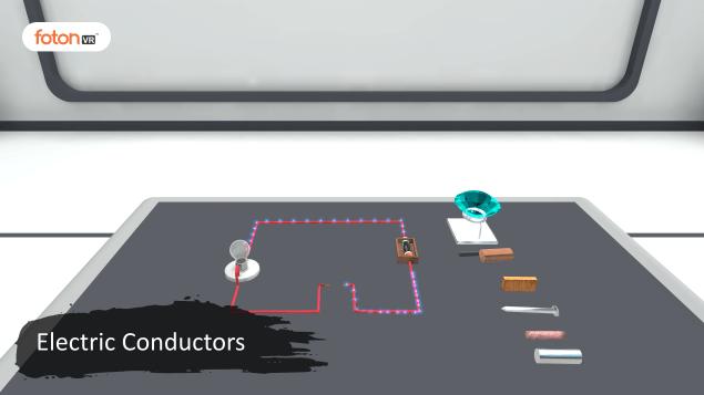 Virtual tour 4 Electric Conductors