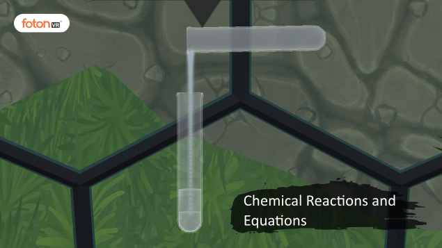 A Virtual Tour of Chapter 1 Chemical Reactions and Equations