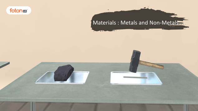 A Virtual Tour of Chapter 4 Materials Metals and Non-Metals