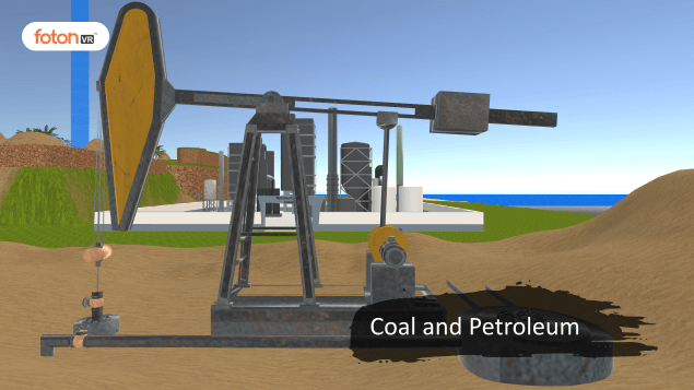 A Virtual Tour of Chapter 5 Coal and Petroleum