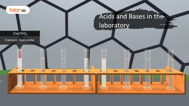 Virtual tour 1 Acid and Bases in Laboratory