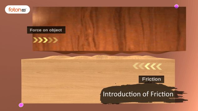 Virtual tour 1 Introduction of Friction