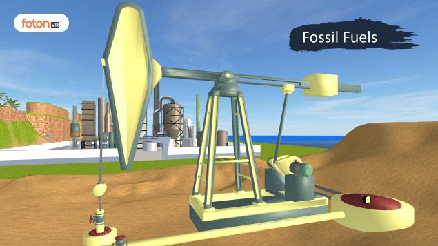 Virtual tour 2 Fossil Fuels