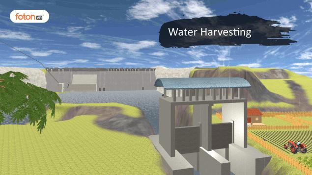 Virtual tour 2 Water Harvesting