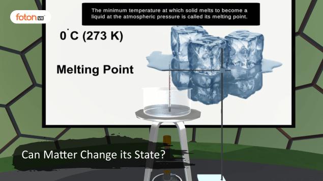 Virtual tour 3 Can Matter Change its State