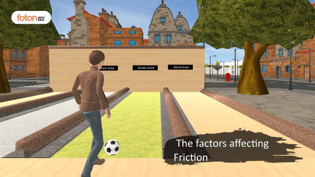 Virtual tour 3 The factors affecting Friction