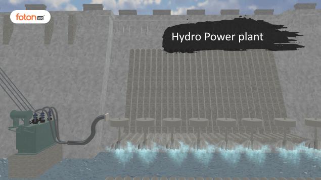 Virtual tour 4 Hydro Power plant