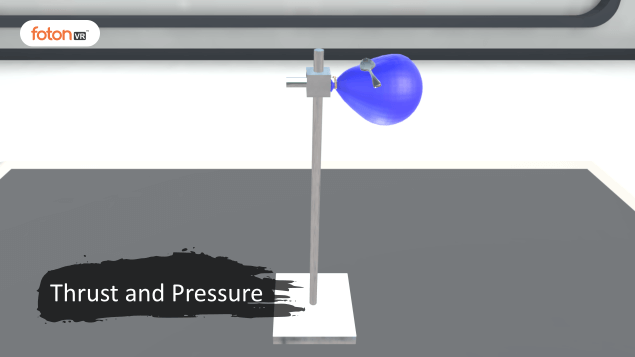 Virtual tour 4 Thrust and Pressure