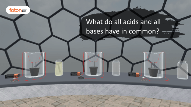 Virtual tour 4 What do all acids and all bases have in common