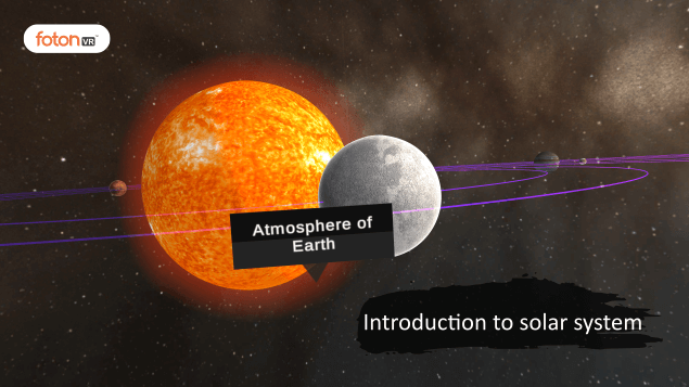 Virtual tour 5 Introduction to solar system