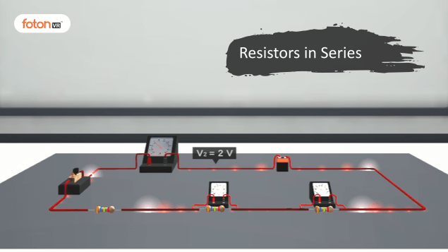 Virtual tour 6 Resistors in Series