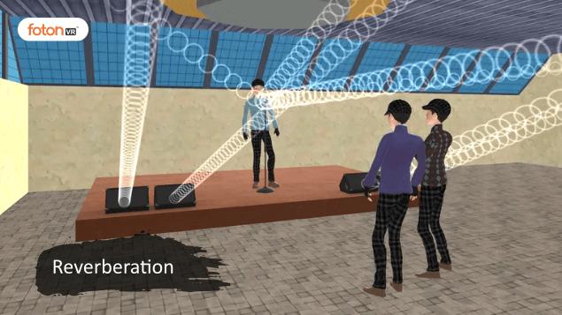 Virtual tour 6 Reverberation