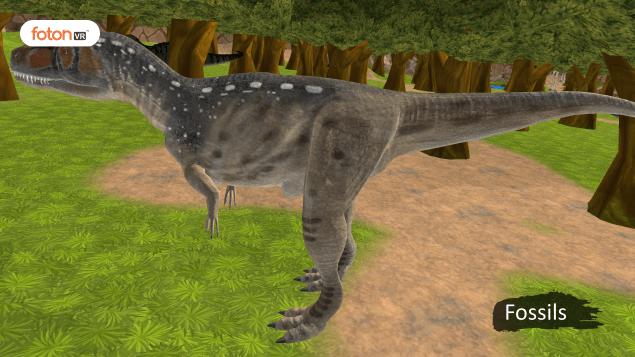 Virtual tour 7 Fossils