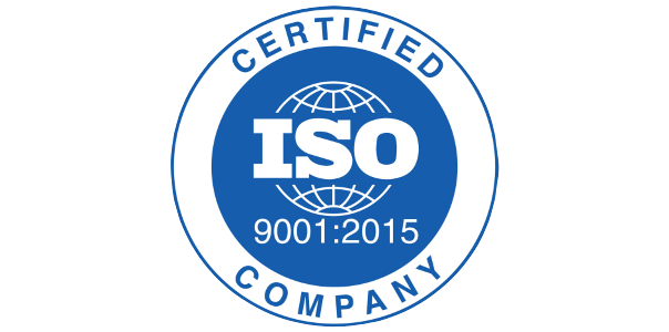 An ISO 90012015 Certified Company