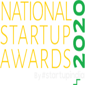 finalist for national startup award 2020